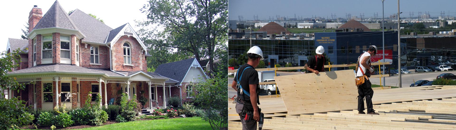Milton Roofing Installations Repairs